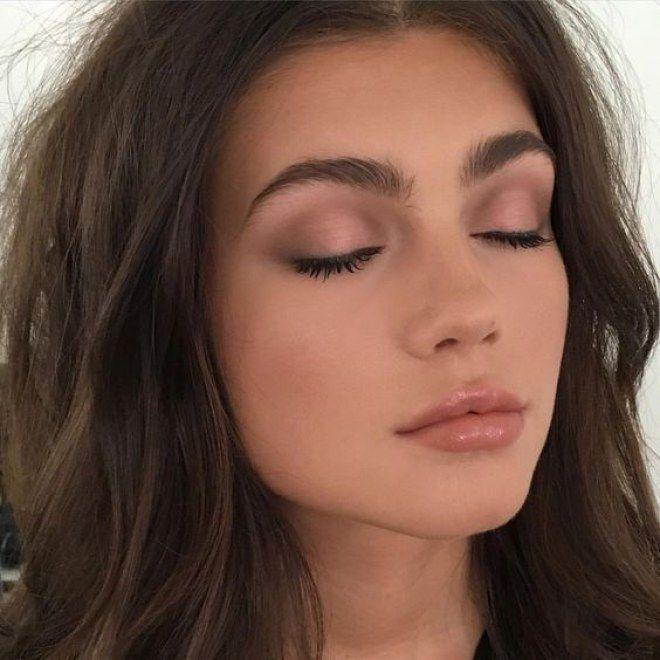 Maquillaje natural: looks para que parezca que no vas maquillada