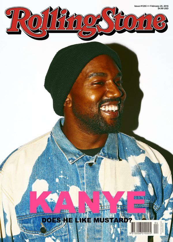 That Rolling Stone Cover Of Kanye West Shot By Tyler The Creato Isnt Real