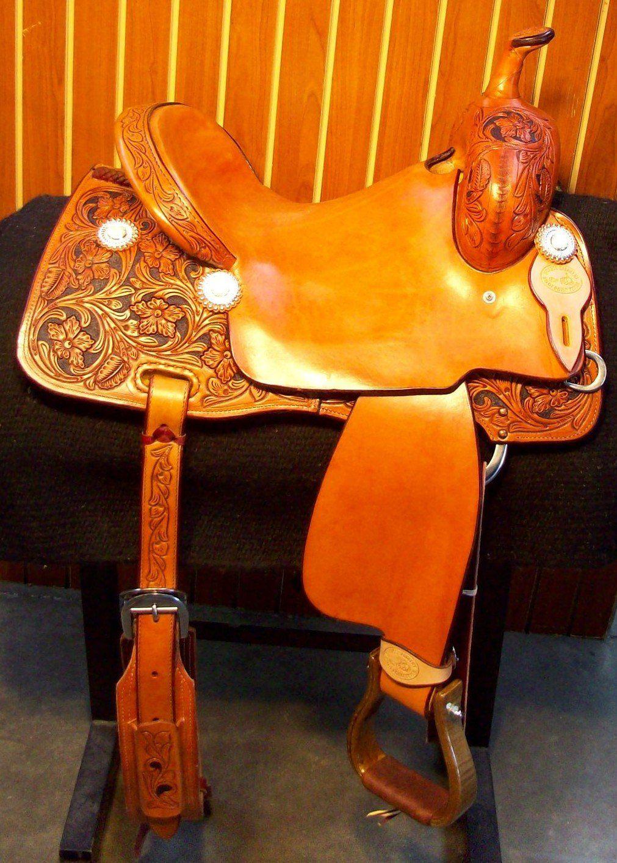 PRE ORDER Brazos Barrel Saddle 14.5 Barrel saddle