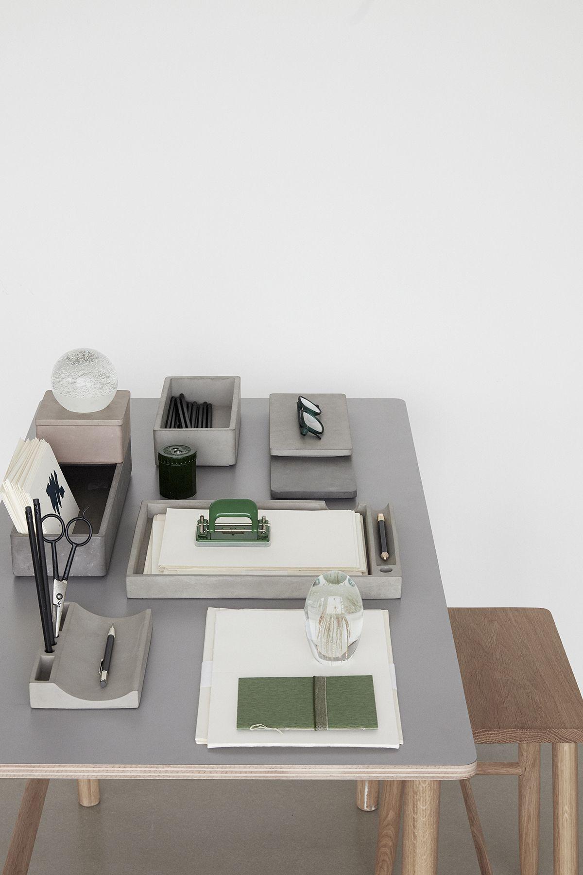 Organization ideas of your home office. | Workspace | werkplek ...