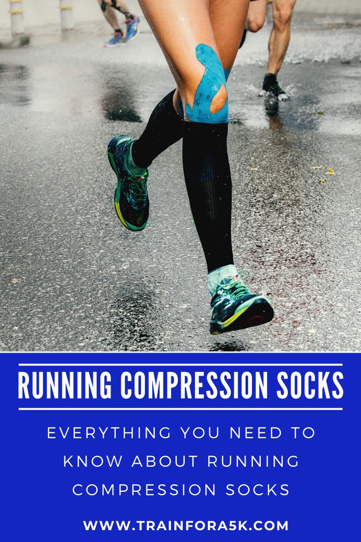 The 7 Benefits Of Running Compression Socks Train For A 5k Com Compression Socks Benefits Of Running Socks Training