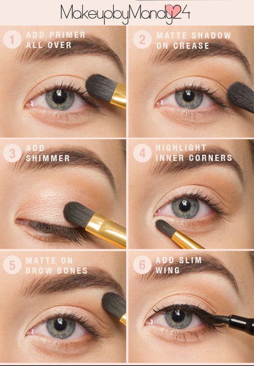 MakeupbyMandy24 makeup tutorial