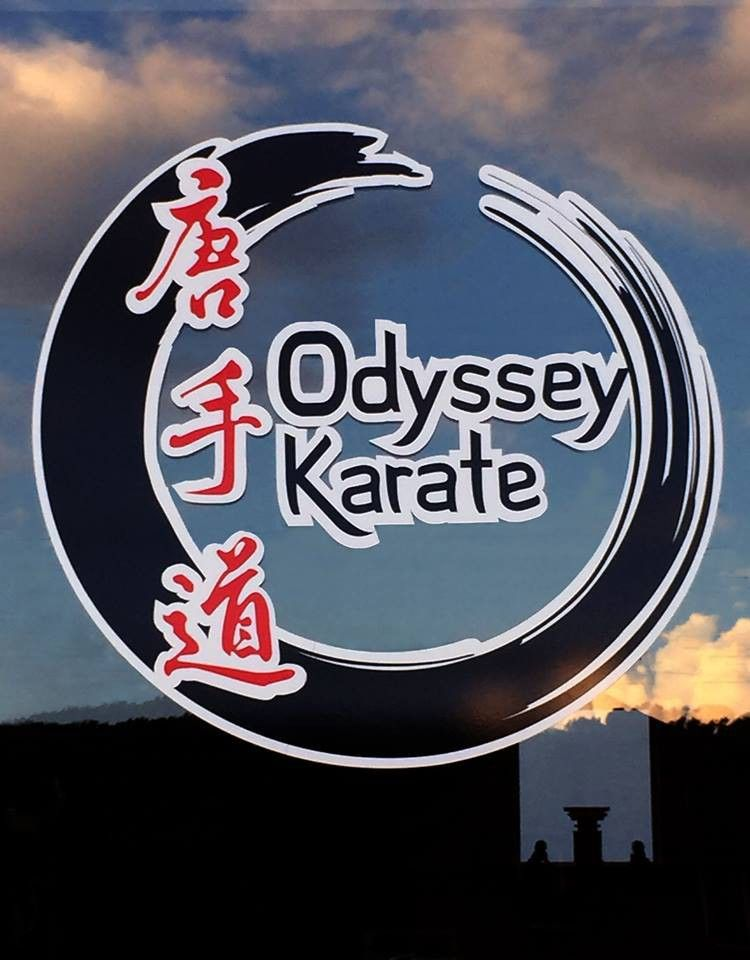The most amazing karate school in the world :)