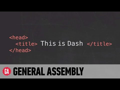 General assembly tech and cryptocurrency