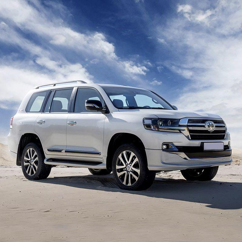 Drive The Toyota Land Cruiser In Dubai For Only Aed 600 Day Aed 8000 Month This Suv Fits 7 Passengers And 4 Medium Siz V 2020 G 4x4 Gruzoviki Vnedorozhniki Avtomobili