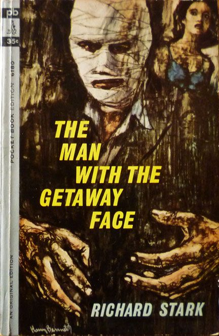 The Man With the Getaway Face, Pocket Books, 1963