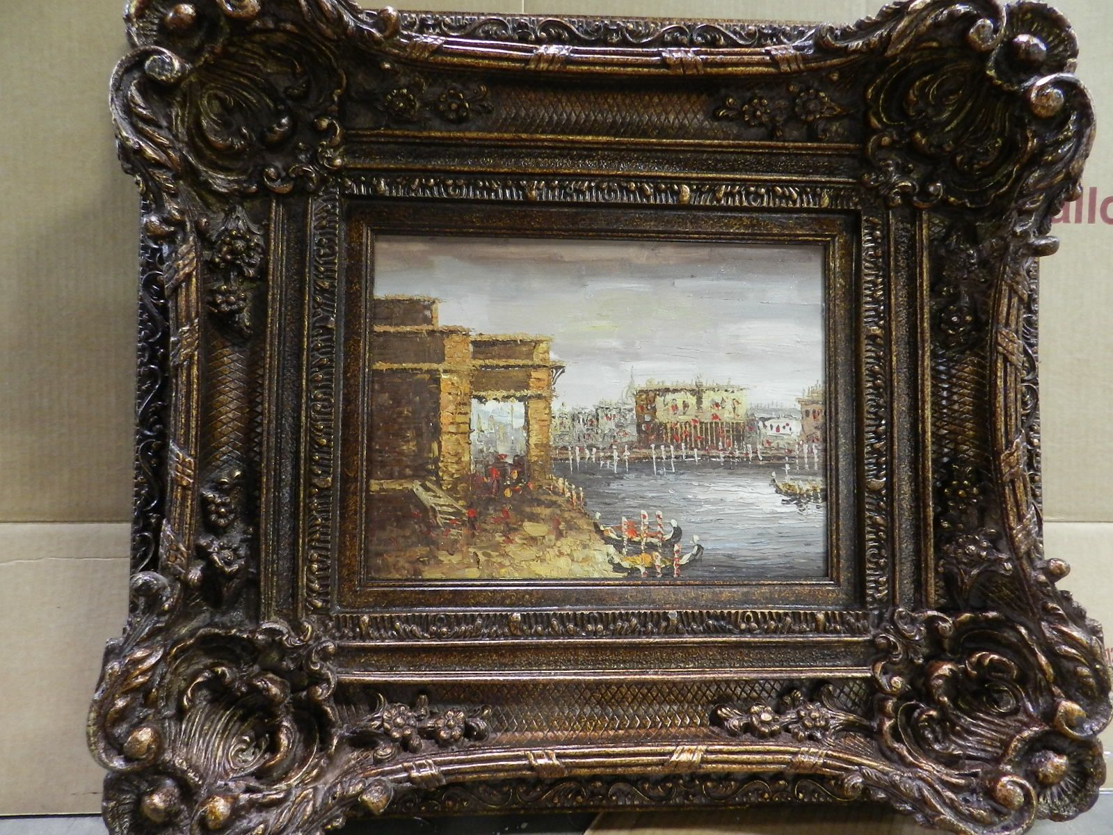 12x16 Frame 045 Paints & Frames Home Decor Painting