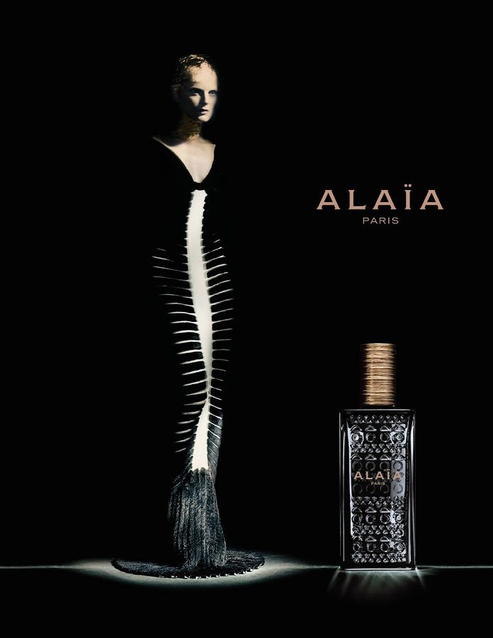 Monsieur Alaia S First Fragrance Is A Declaration Of Love And Allegiance To Women It S The Designer S Vision Impos Fashion Mermaid Formal Dress Formal Dresses