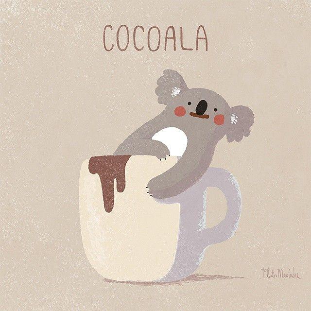 The Best Way To Use Instagram On The Web And Ipad Pictacular Koala Illustration Koala Drawing Funny Koala