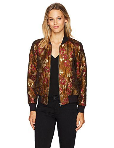 French Connection Women's Oma Jaquard Jacket | Women Clothing
