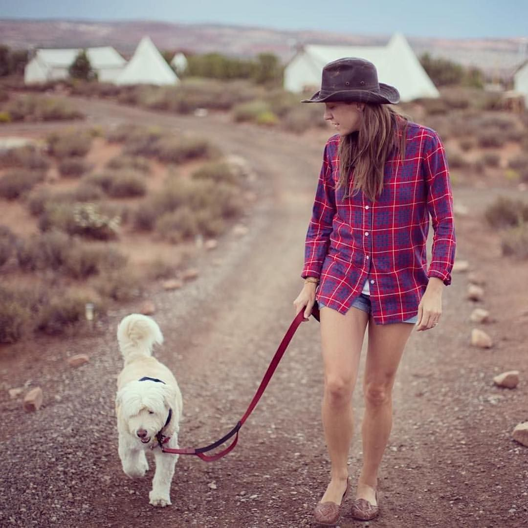 Moab Under Canvas Is Not Only Pet Friendly But Roved