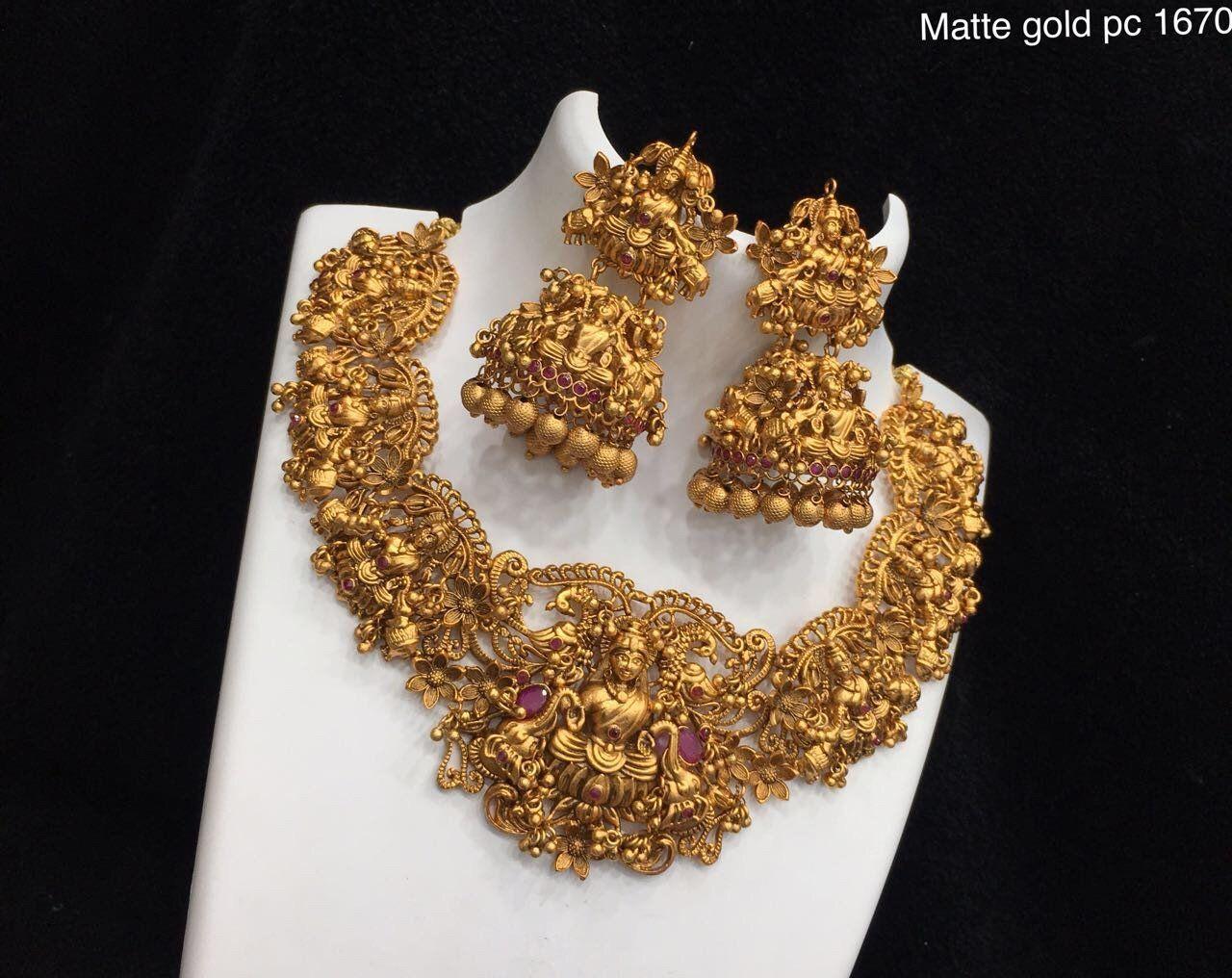 Lakshmi pendant set pinterest pendant set pendants and indian