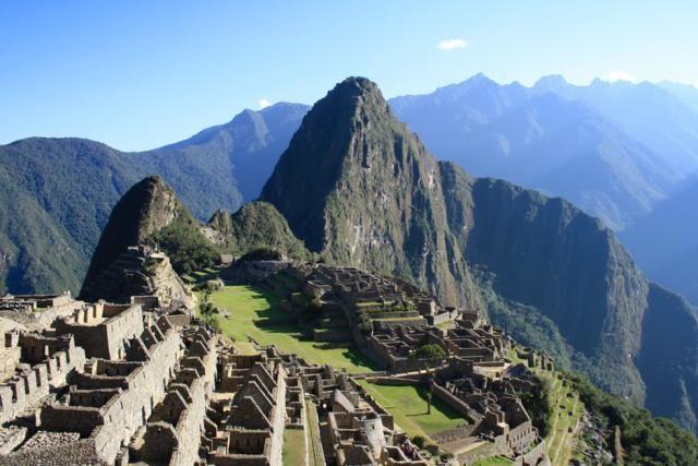 Resources Information Peru Travel Inca Trails Machu Picchu