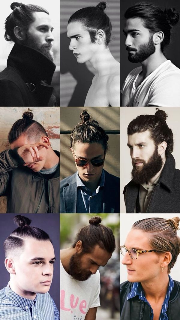 Complete Wealth Complete Wealth S Guide To A Dapper Man Bun Mens Hairstyles Haircuts For Men Long Hair Styles Men