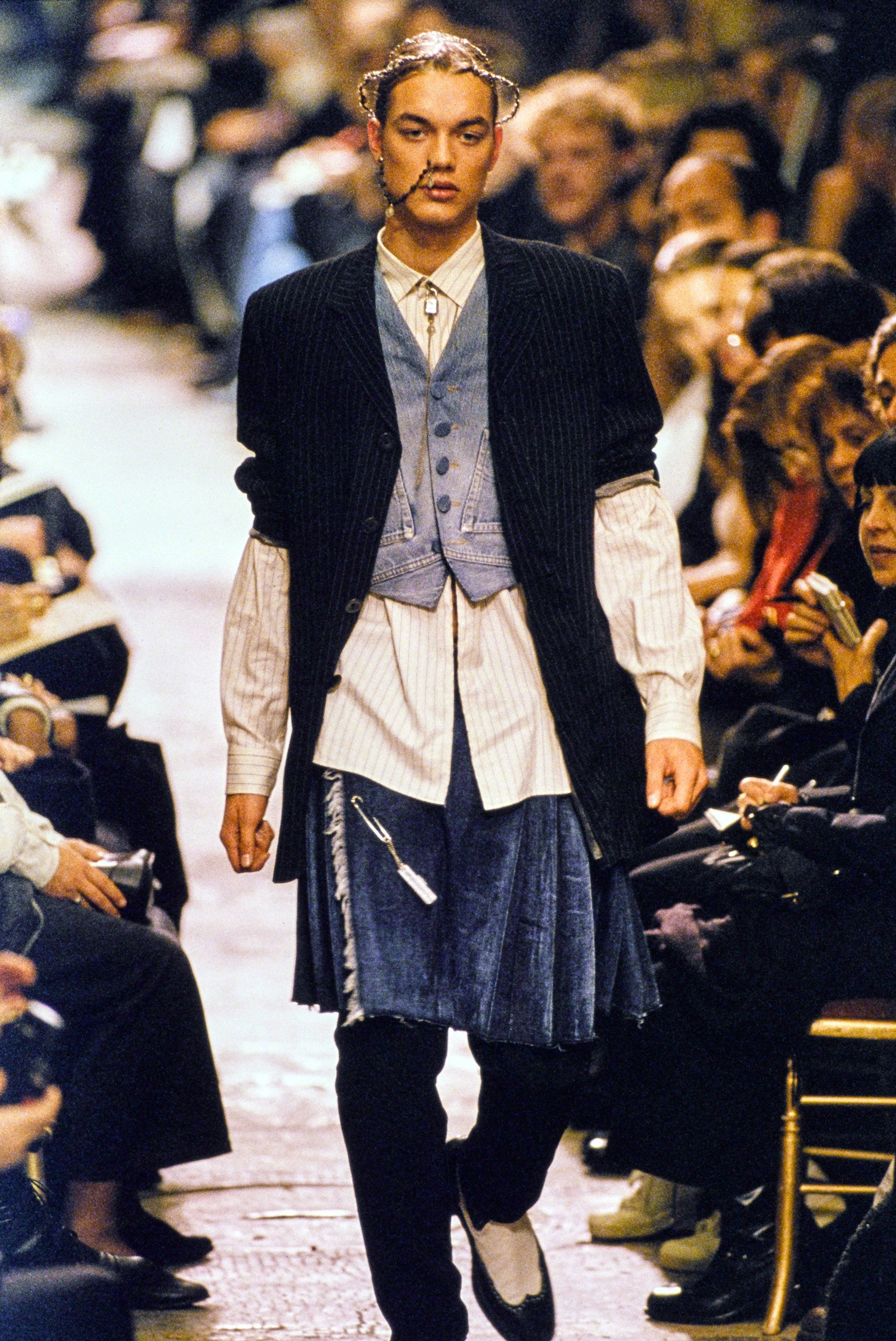 Jean Paul Gaultier Spring 1994 Ready-to-Wear Collection Photos - Vogue
