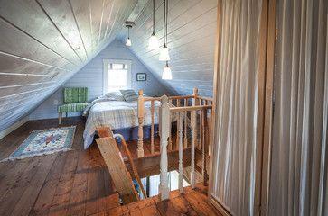 Attic Spaces Bedroom Slanted Walls