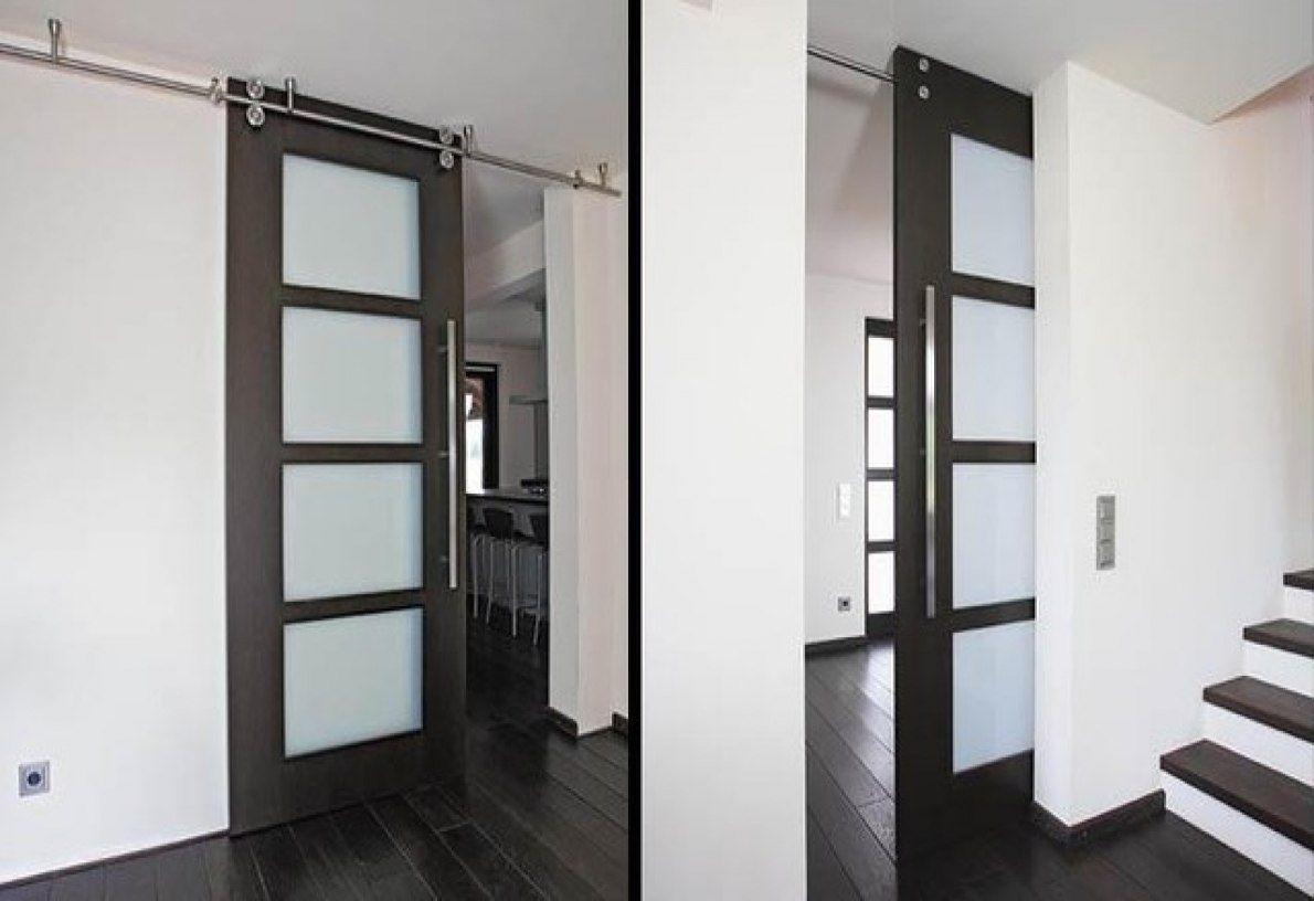 Ceiling mounted sliding door track togethersandia