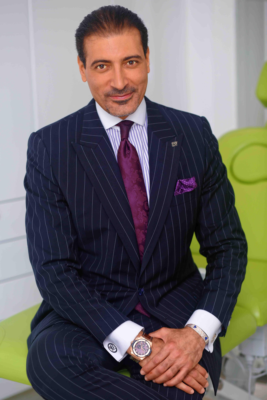 Aesthetic Medicine - Dr Sherif Wakil launches 1st international