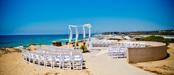 South Ponto State Beach Venues San Go Wedding Tented Event Exclusive