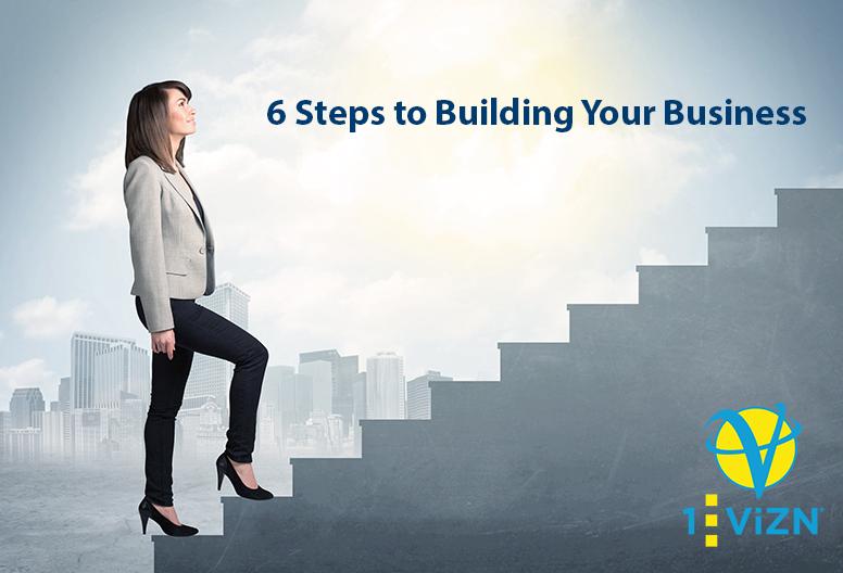 6 Steps-BuildingBusiness