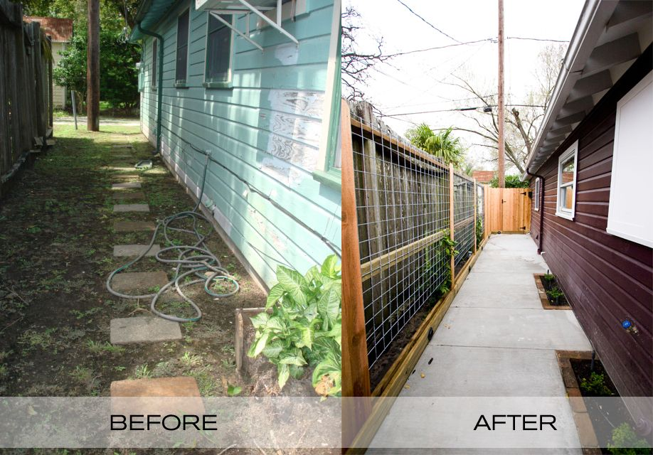Simple Exterior Redo To Maximize Living Space For A Small Home