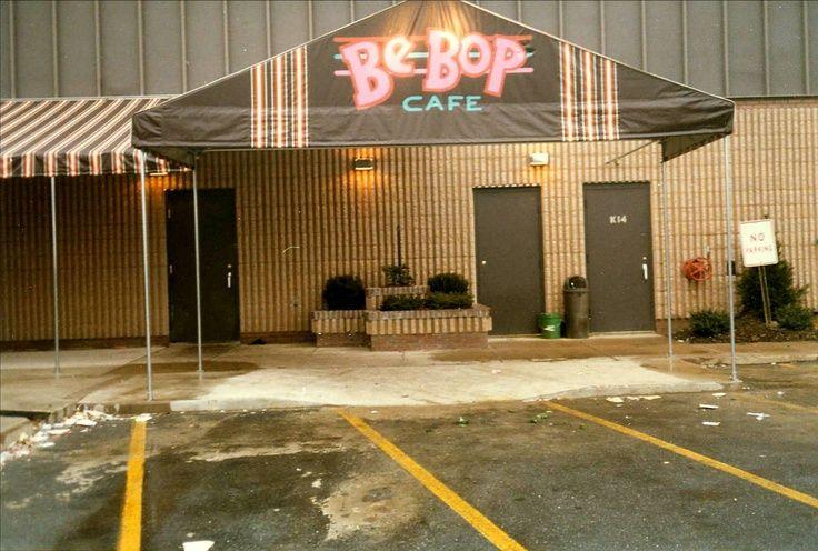 The BeBop Cafe in the Granite Run Mall.