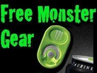 Get all kinds of free Monster Energy clothes and accessories by
