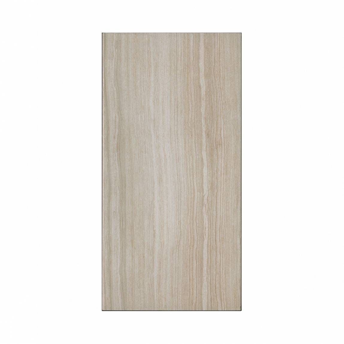 Zena Bone Glazed Porcelain Floor & Wall Tile 30cm x 60cm - Victoria ...