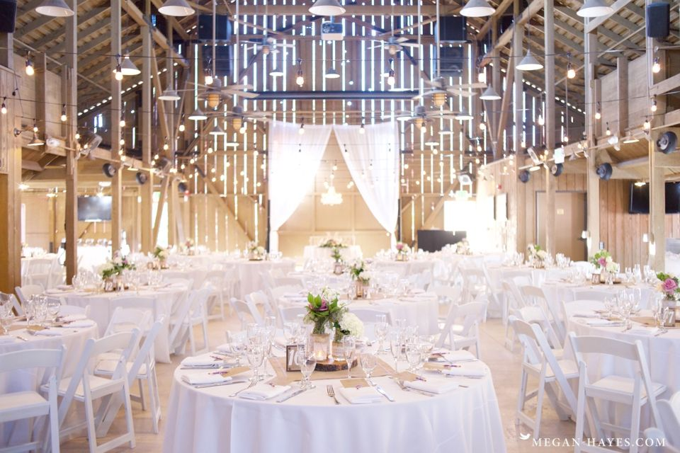 Wedding At The Historic Camarillo Ranch House With Reception In Barn