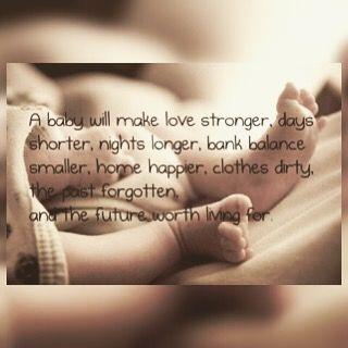 Babies make the world better #babygirl #newbaby #babyboy
