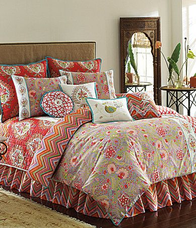 Dena Home Paradiso Bedding Collection Dillards Fun Blend