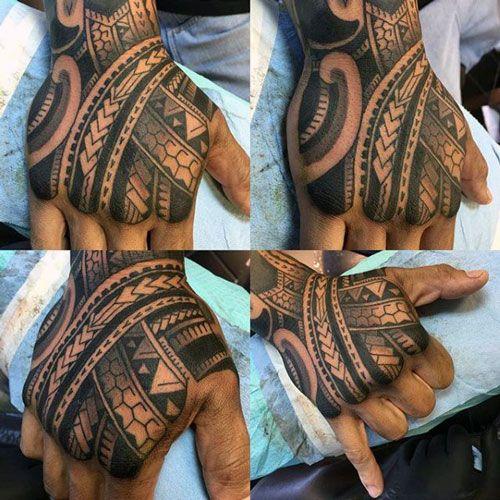 75 Best Tribal Tattoos For Men Cool Tribal Designs Ideas 2019