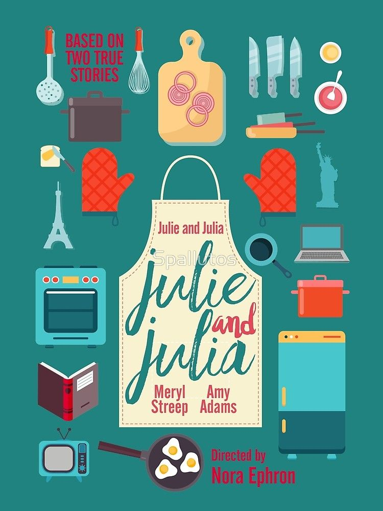 Image result for julie and julia poster (With images ...
