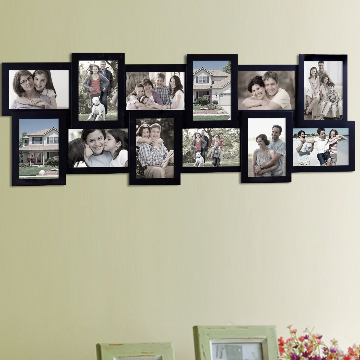 12 Opening Collage Picture Frame | Collage picture frames and ...