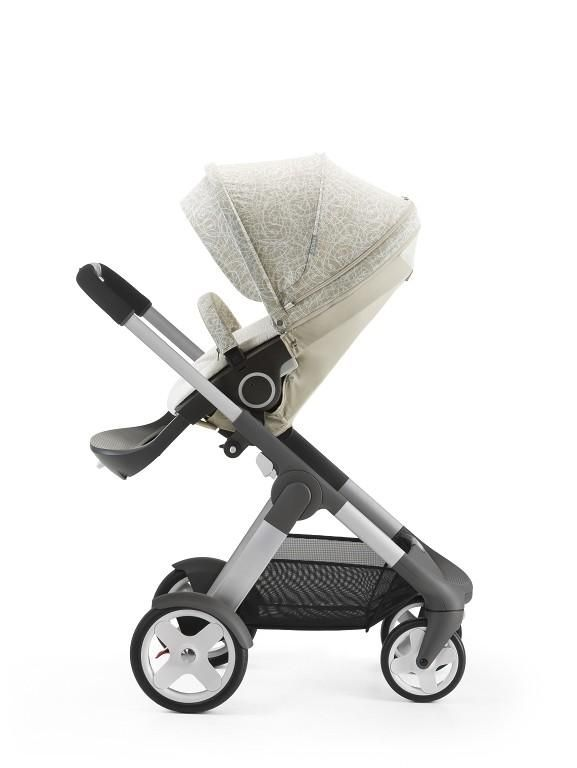 The Stokke Stroller Summer Kit Fits Seat For Xplory Crusi And TrailZ It Also Carry Cot