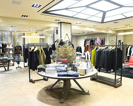 8ca72fc79 The Amazing Transformation of Bergdorf Goodman Men's Store | cool ...