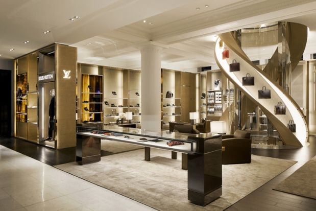 Louis Vuitton Selfridges Londres Voici Le Nouveau Point