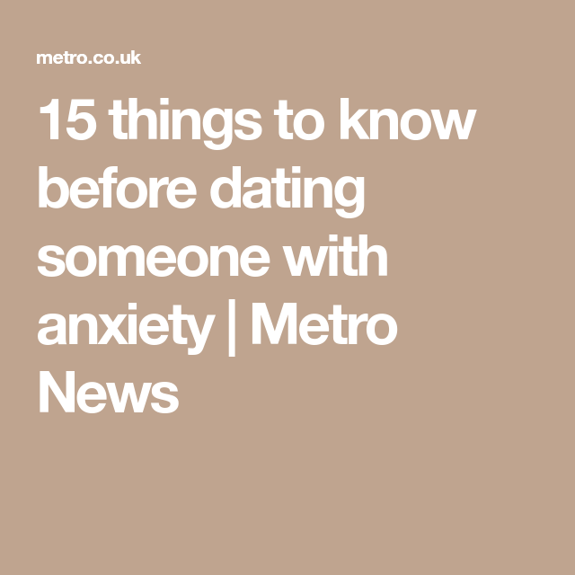 Things to know before dating someone with depression
