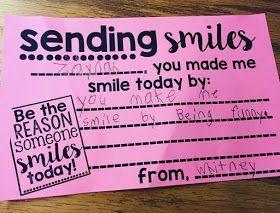 Verbreiten Sie Güte im Klassenzimmer!