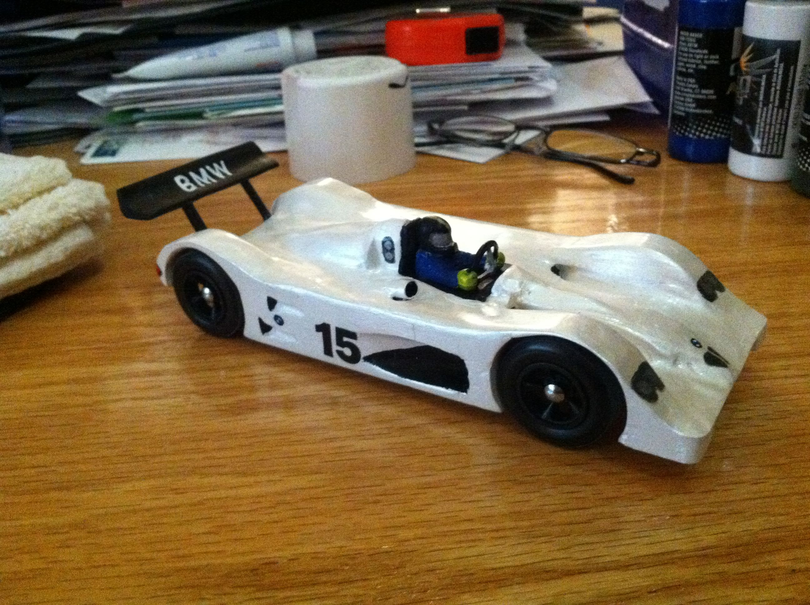 2013 - Pinewood Derby Car (Nathan\'s) | Pinewood Derby | Pinterest
