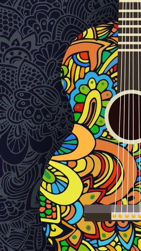 By Fondos   Fondos De Pantallas Hipster, Guitarras