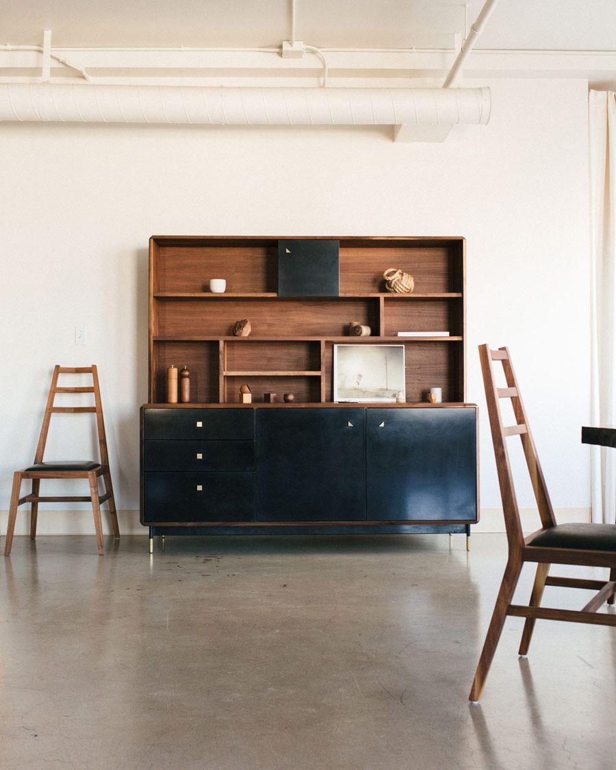 Hand made furniture de jong co modern wooden