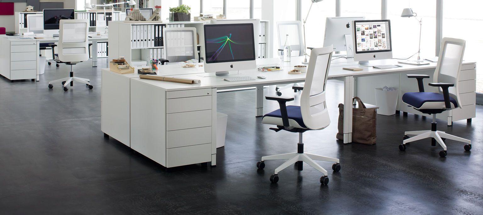 veron Schreibtisch Büromöbel Wiesner-Hager | COWORKING | Pinterest