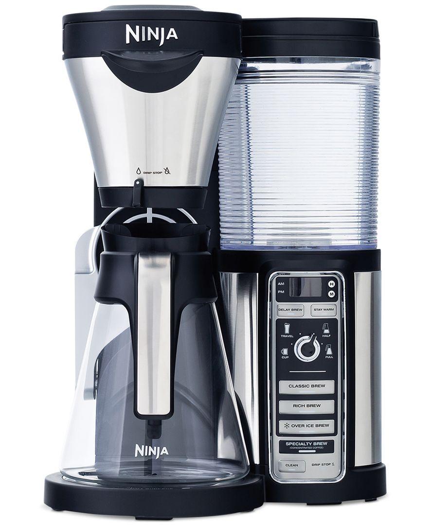 Ninja CFO82 Coffee Bar Coffee Maker Ninja coffee, Coffee