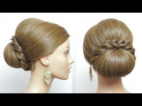 Beautiful Hairstyles For Function Easy Wedding Updo Hairstyle