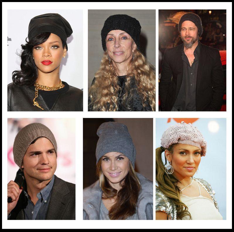 """L'autentico bestseller del guardaroba invernale, quest'anno è il """"beanie"""", un ampio berretto in lana da indossare in modo casual, quasi grunge"""