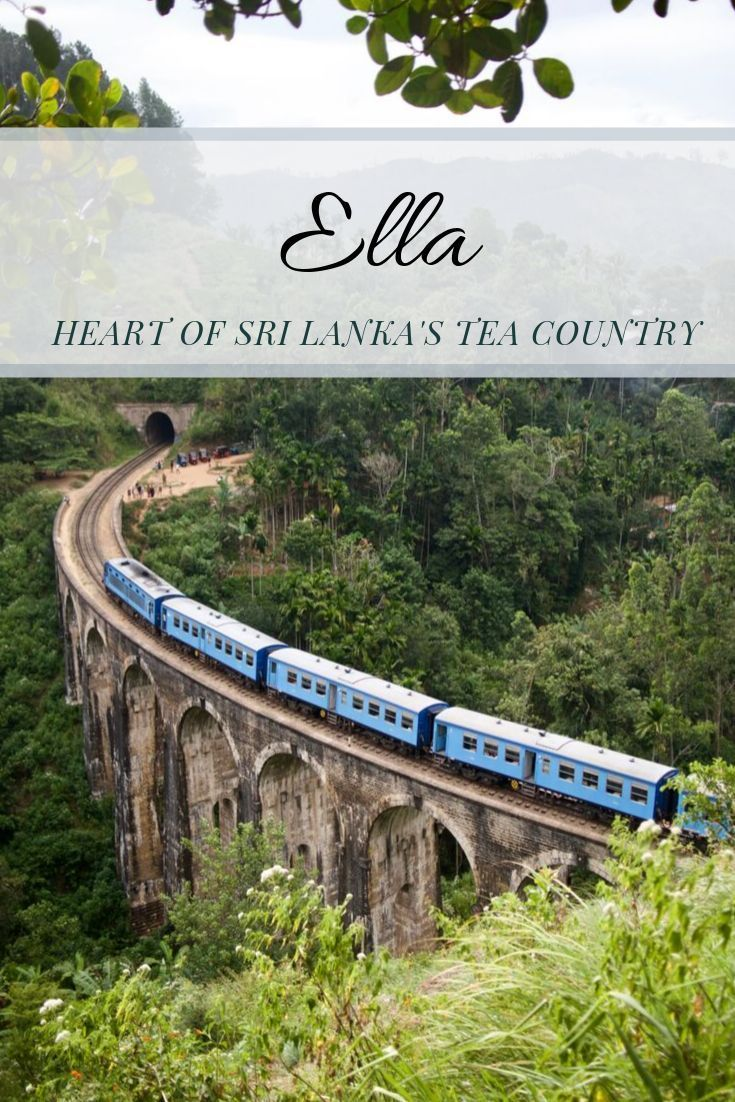 Ella The Heart of Sri Lanka's Hill Country Asia travel