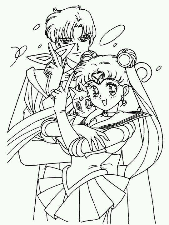 Pin de Brianna Beeler en Sailor Moon | Pinterest