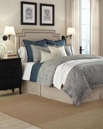 neiman marcus bedroom bath. Asher+Pacific+Bedding+by+Jane+Wilner+Designs+at+ Neiman Marcus Bedroom Bath