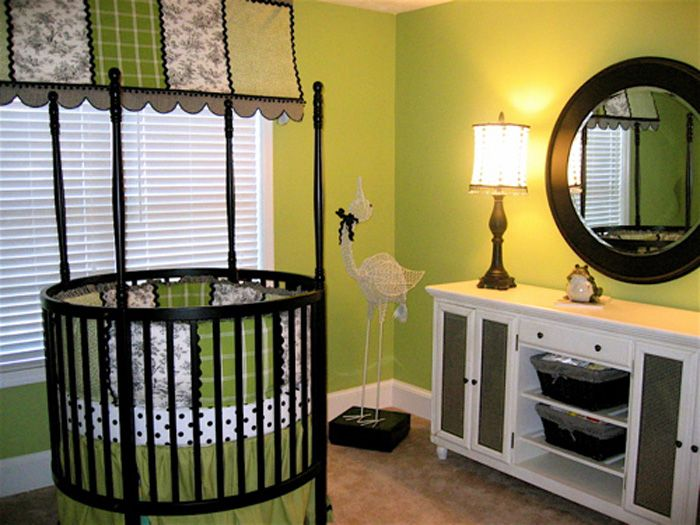 Baby Room Themes For Boy And Green Nursery Design Ideas